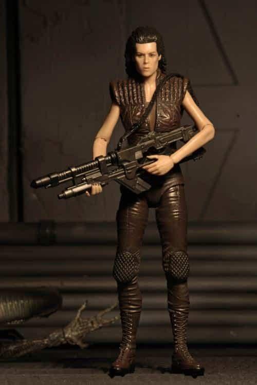 NECA Alien Resurrection Ripley 2
