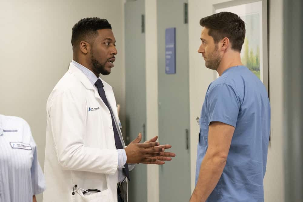 New Amsterdam Season 1, Episode 11 'A Seat At the Table': Max is Back! (SNEAK PREVIEW)