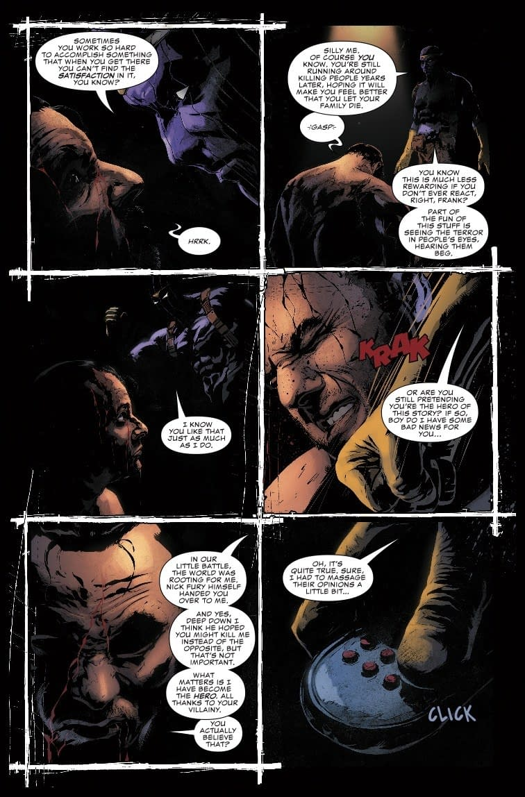 The Punisher Takes a Trumpian Approach to Journalism in Next Week's Punisher #6