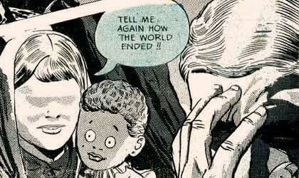 Watchmen's Historical Precursors Brought to Light in Craig Yoe's 'The Unknown Anti-War Comics'