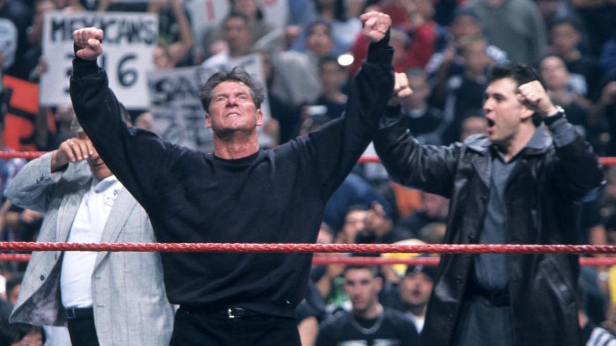 Royal Rumble 1999 Vince