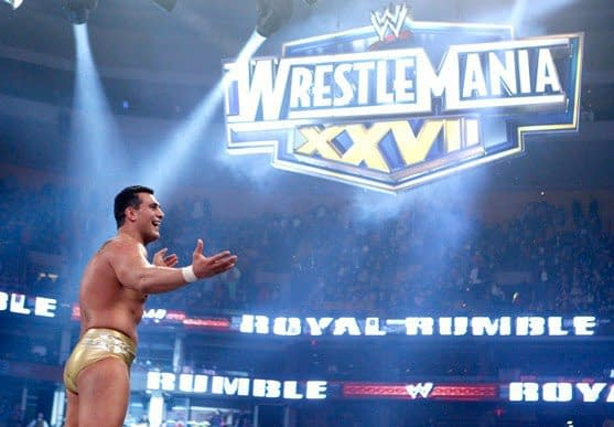 Royal Rumble 2011 ADR