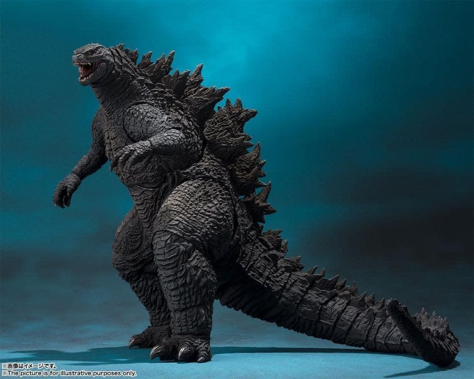 SH MonsterArts Godzilla King of the Monsters 1