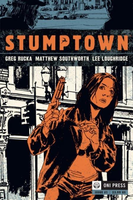 Greg Rucka and Matthew Southworth's Stumptown Comic Gets a TV Pilot for ABC