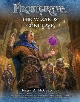 Wizard's Conclave Brings New Rules and Minis to Frostgrave