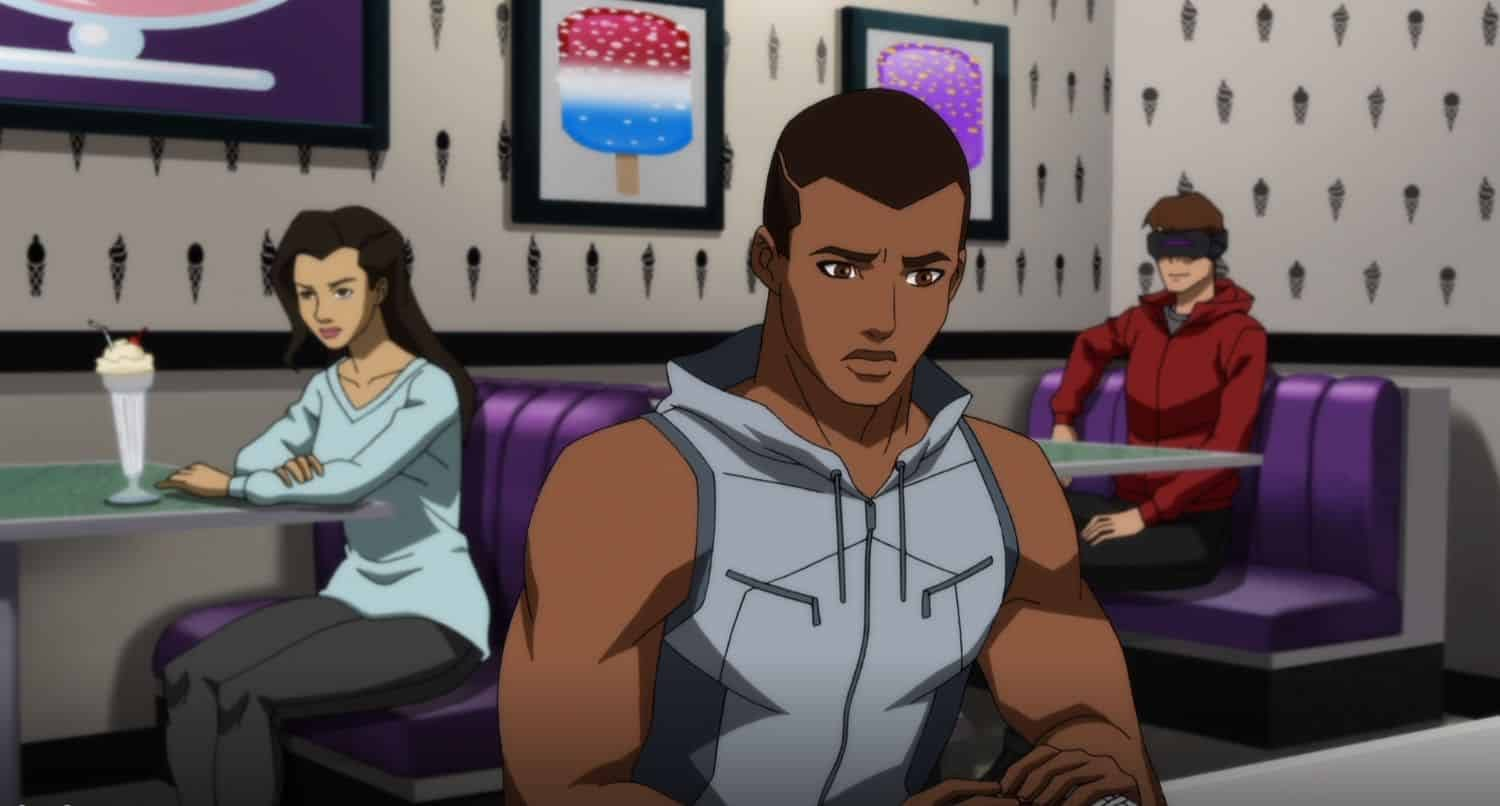 Young Justice: Outsiders Episode 10