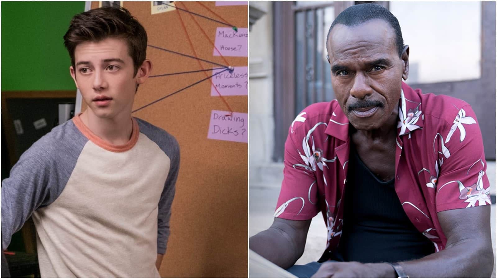 'Locke & Key': American Vandal's Griffin Gluck, The Chi's Steven Williams Join Netflix Series