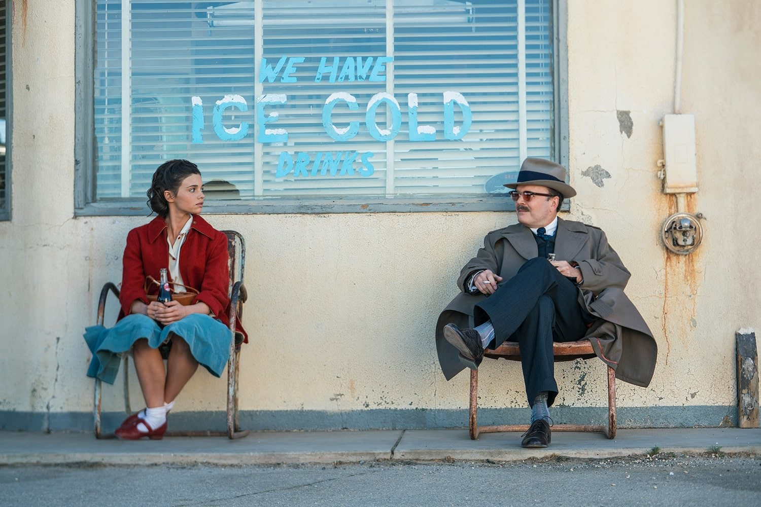 'I Am The Night': Jefferson Mays Talks Patty Jenkins, Chris Pine, and Leaving George Hodel Behind [INTERVIEW]