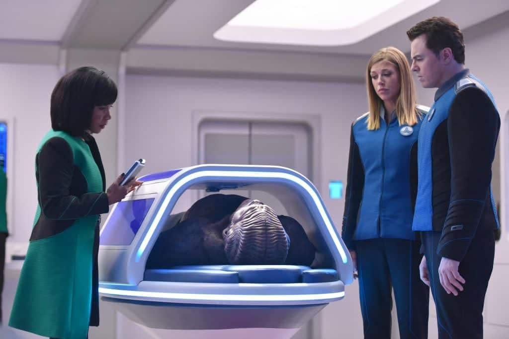 "'The Orville' Season 2 Episode 2 ""Primal Urges: Enough Bortus-Bashing! [SPOILER REVIEW]"