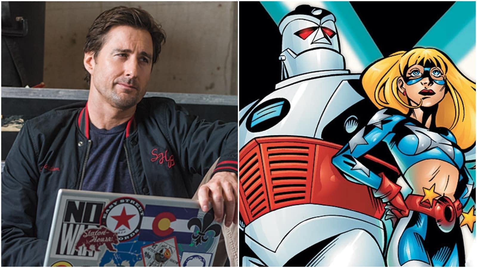 "Stargirl: Luke Wilson Joins DC Universe Series as Pat ""Stripesy"" Dugan"
