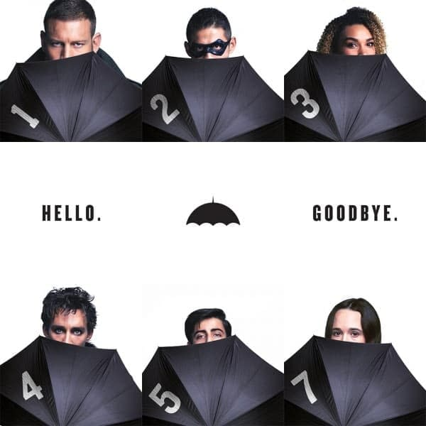 The Umbrella Academy's Gerard Way, Gabriel Bá Talk Netflix Series, More Graphic Novels