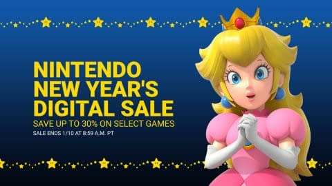 There's Still Time to Hit Up Nintendo's New Year's eShop Sale