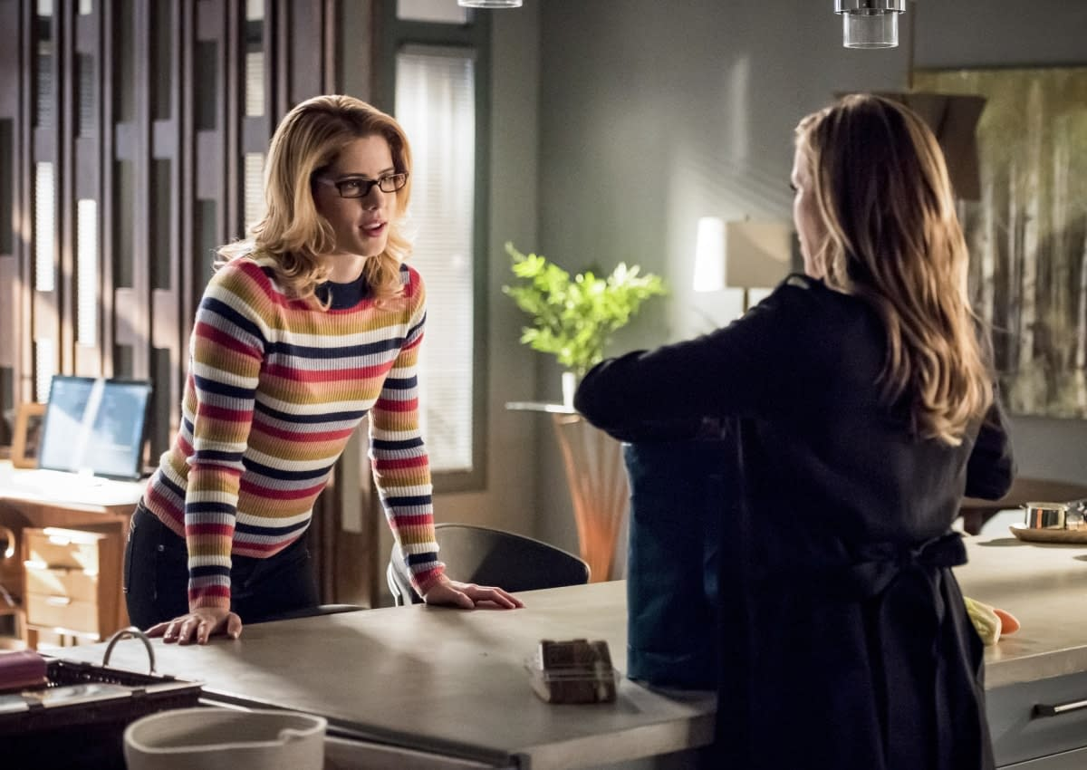 "'Arrow' Season 7, Episode 14 Explores Bonds Between ""Brothers & Sisters"" [SPOILER REVIEW]"