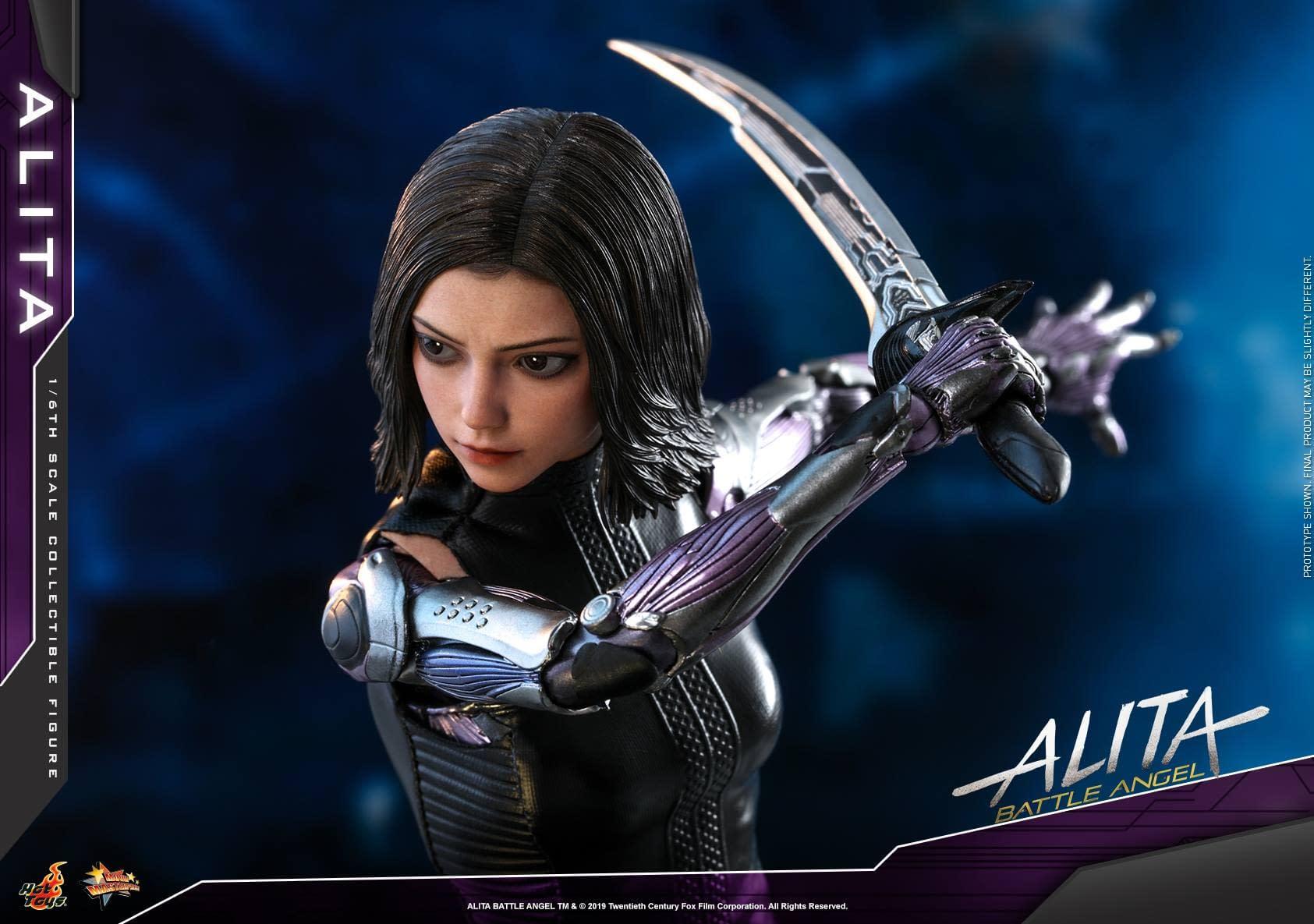 Alita Battle Angel Hot Toys 19