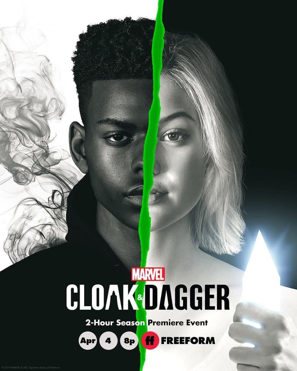 Cloak and Dagger Season 2: First Teaser Features Mayhem