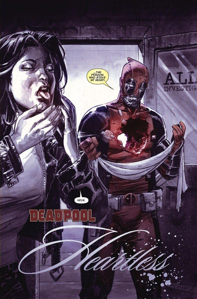 Wade Wilson Gets Hard Boiled in Next Week's Deadpool #9