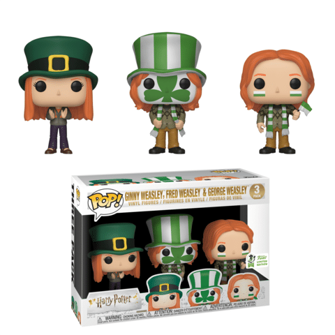 Funko ECCC Harry Potter Qudditch World Cup