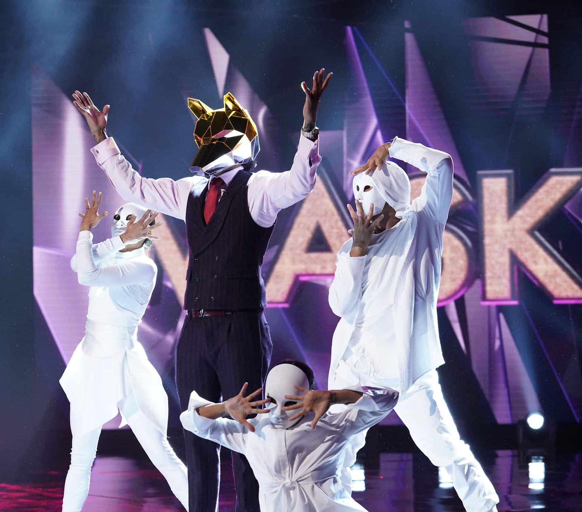 masked singer s1e5 recap