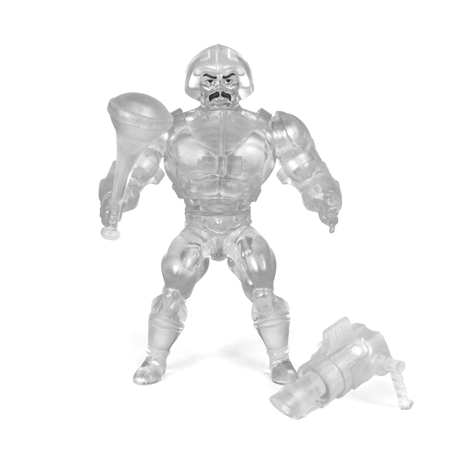 Masters of the Universe Vintage Wave 3 Crystal Man at Arms