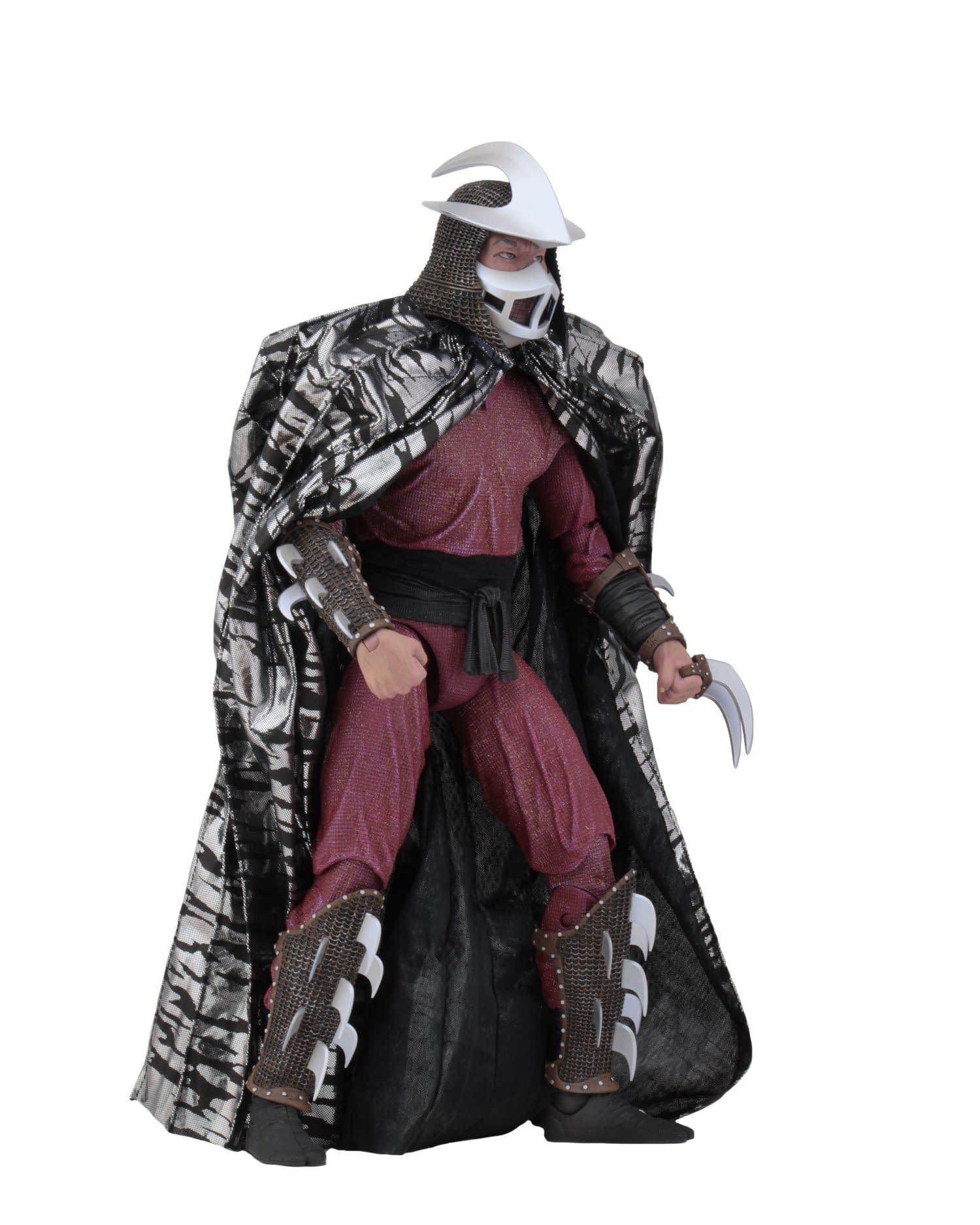 NECA TMNT Movie Shredder 2