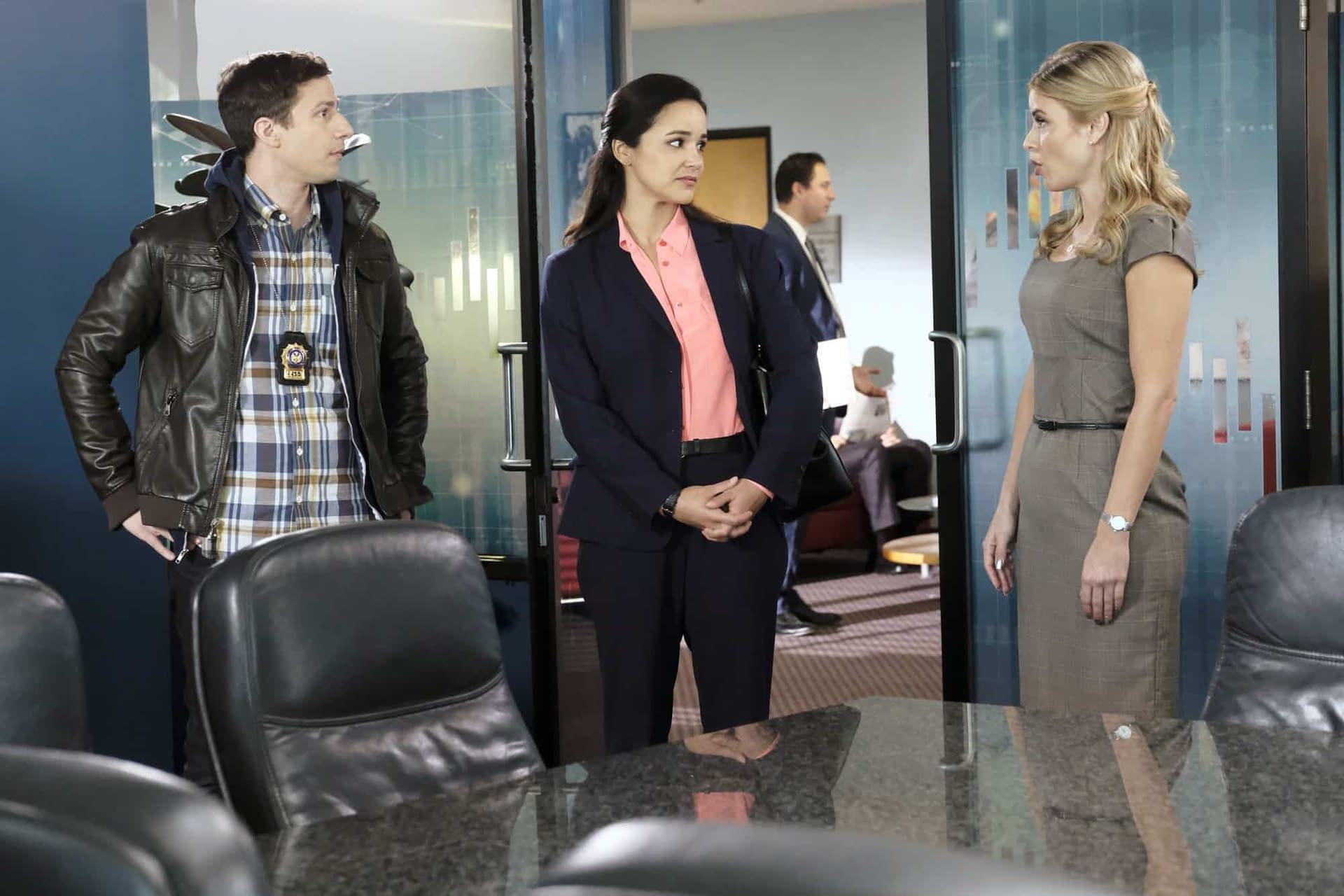 "'Brooklyn Nine-Nine' Season 6, Episode 8 ""He Said, She Said"": An Arresting #MeToo Take [PREVIEW]"