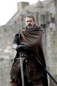 Angus Macfayden as Robert the Bruce