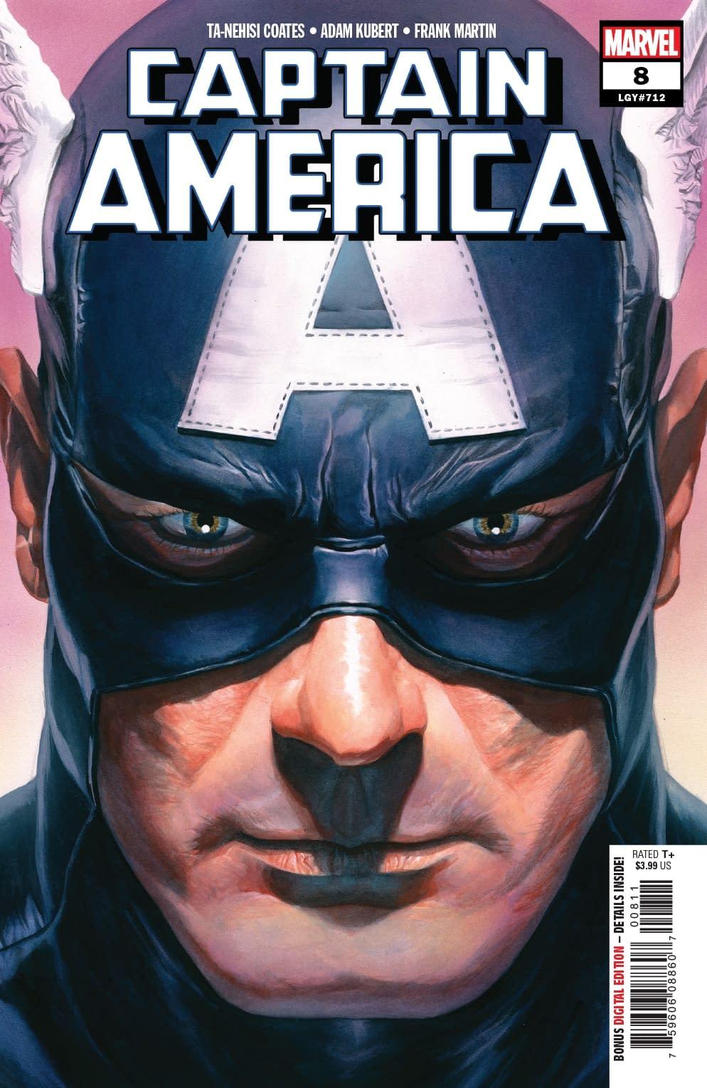 Can Nazi Captain America Buy a Presidential Pardon From Donald Trump?