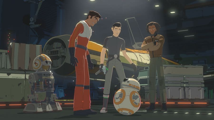 "'Star Wars Resistance' Season 1 Finale ""No Escape: Part 2"": That's No Refueling Station… [SPOILER REVIEW]"
