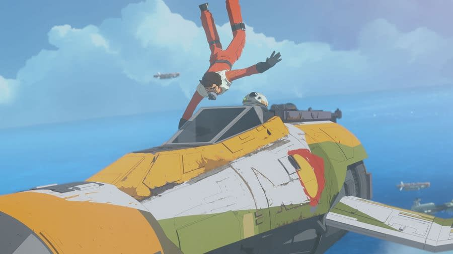 """'Star Wars Resistance' Season 1, Episode 18 """"The Core Problem"""": Poe Dameron Almost Blows The Whole Thing [SPOILER REVIEW]"""