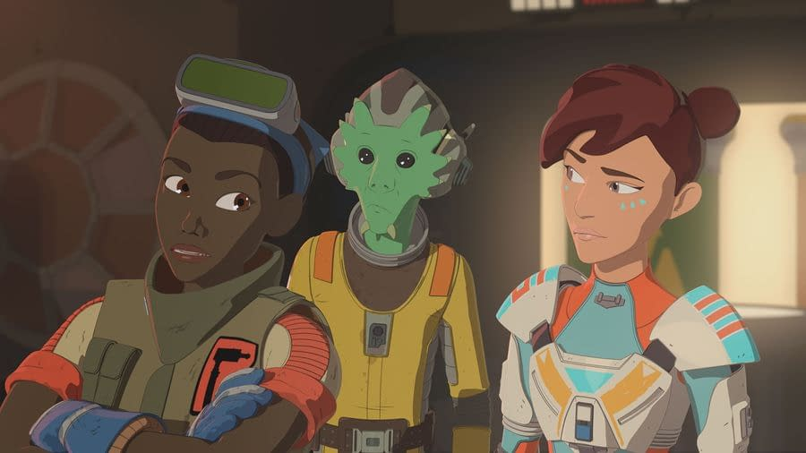 """'Star Wars Resistance' Season 1, Episode 19: In """"The Disappeared"""" The First Order Is More Visible Than Ever [SPOILER REVIEW]"""