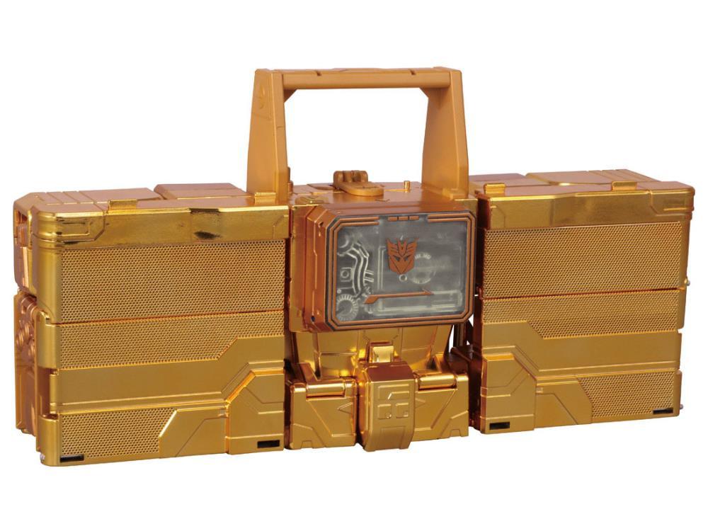 Transformers Golden Lagoon Soundwave 4