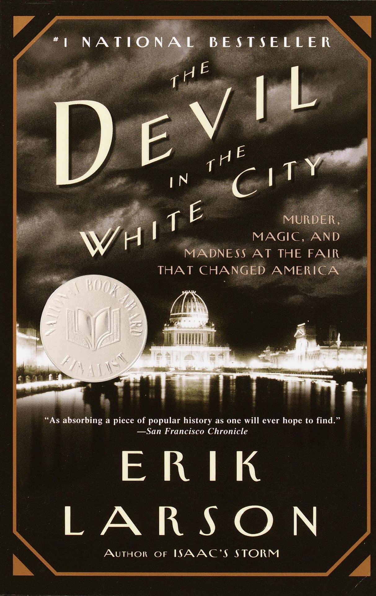 devil city scorsese dicaprio