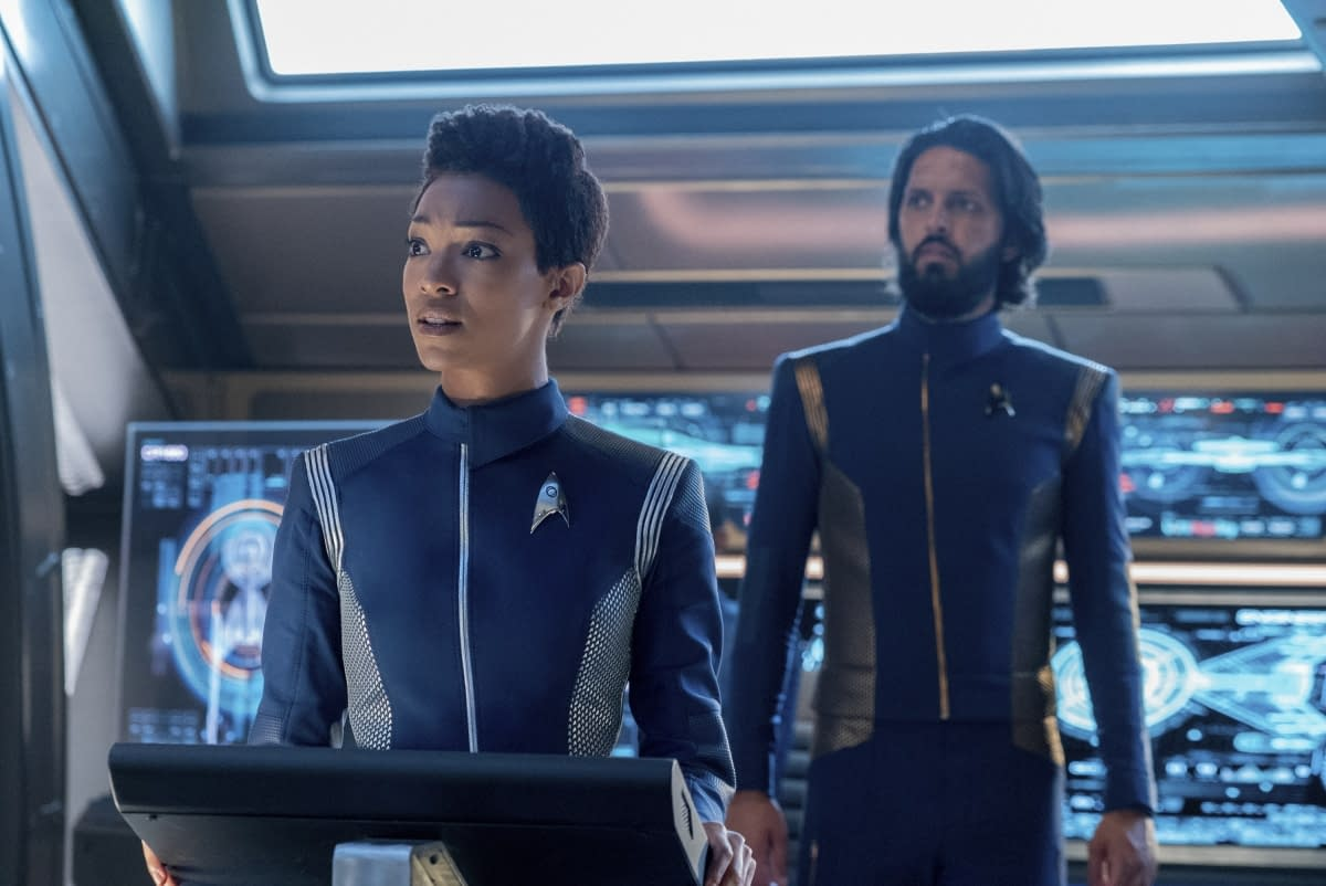 """'Star Trek: Discovery' Season 2, Episode 6 """"The Sound Of Thunder"""" Asks: Can Saru Go Home Again? [PREVIEW]"""