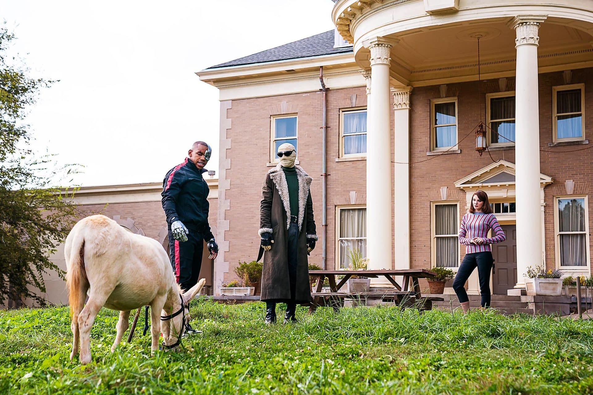 "'Doom Patrol' Season 1, Episode 2 ""Donkey Patrol"": More of the Same Is More Than Enough [SPOILER REVIEW]"