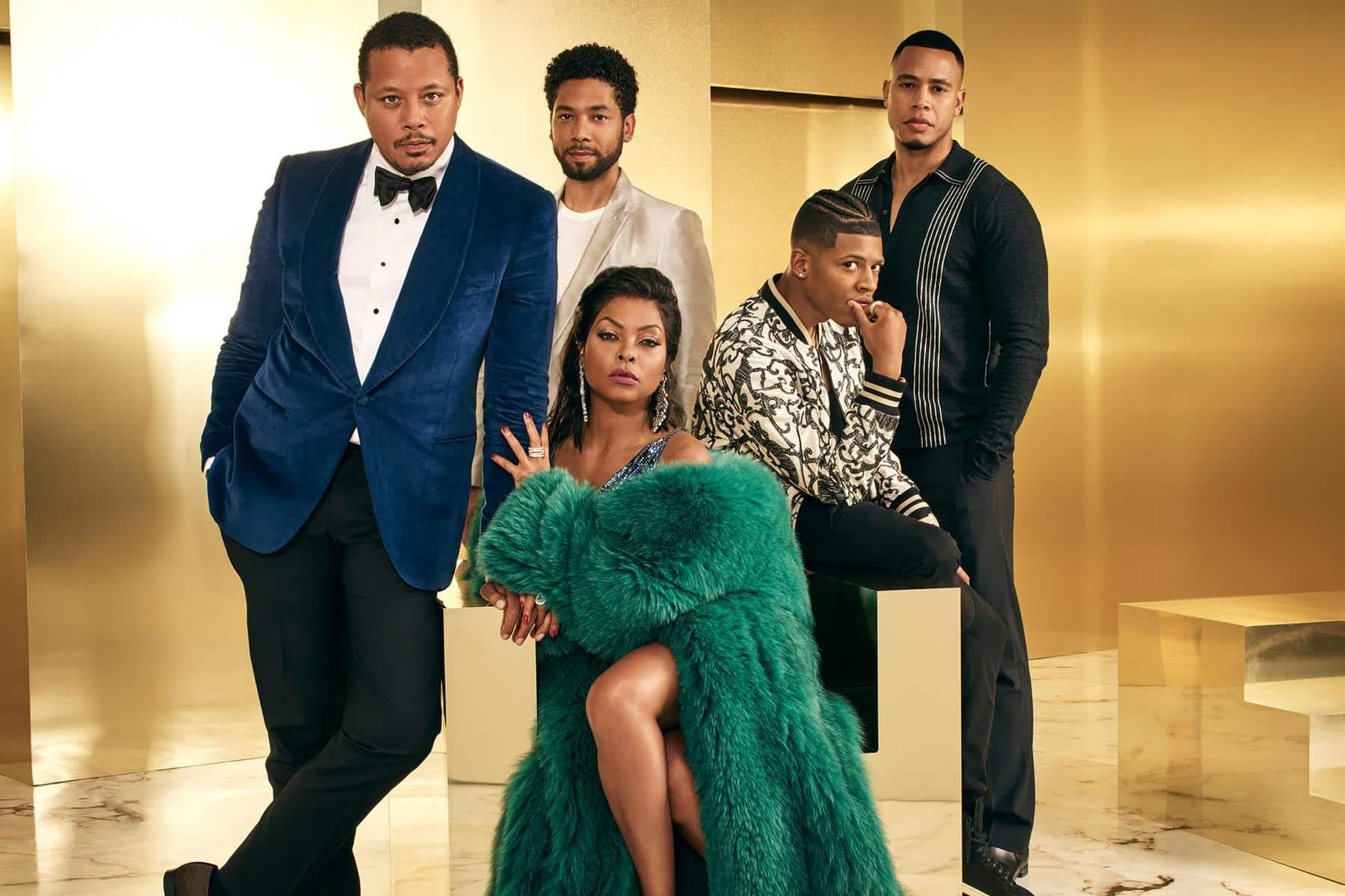 'Empire' EPs Remove Jussie Smollett's Character from Final Season 5 Eps