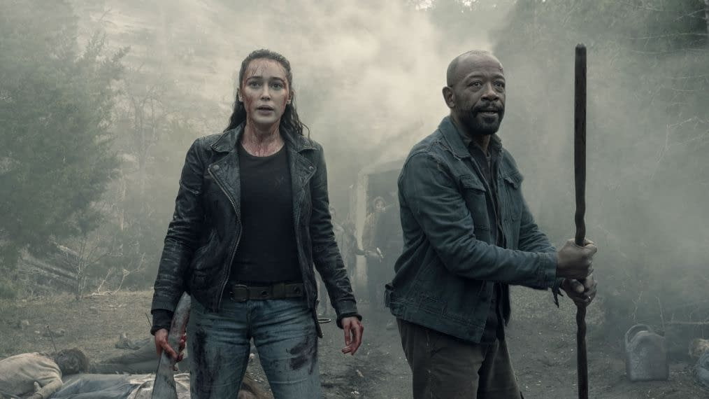 'Fear the Walking Dead': Alexa Nisenson Set as Series Regular; Season 5 Synopsis Released