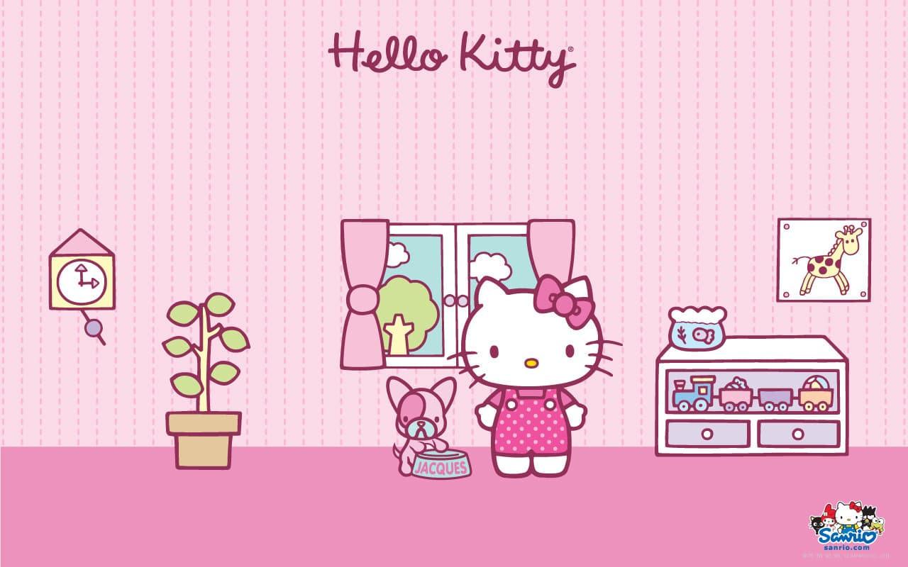 hello kitty animated series