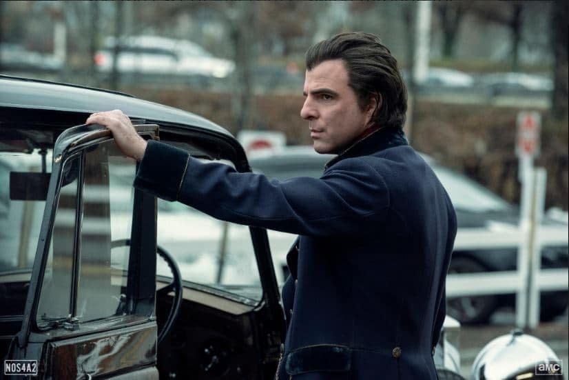 'NOS4A2': Zachary Quinto, Ashleigh Cummings and More Talk Bringing Joe Hill's Novel to Life [WonderCon 2019]