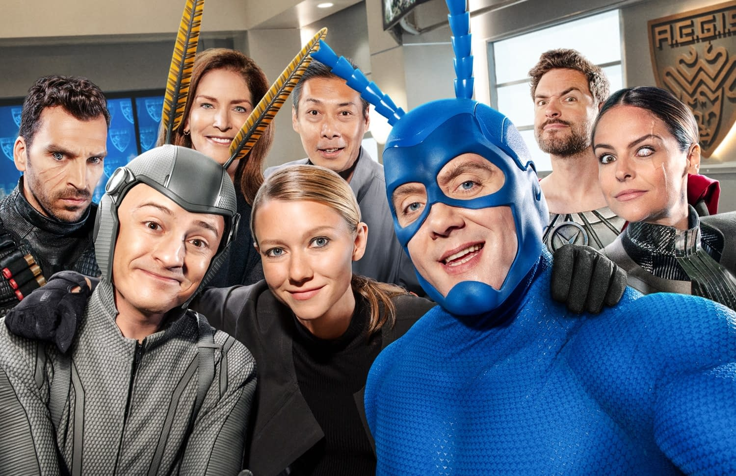 """""""The Tick"""" Creator Ben Edlund Ends Speculation: """"Current Series Must I'm Afraid Come to Its End"""""""