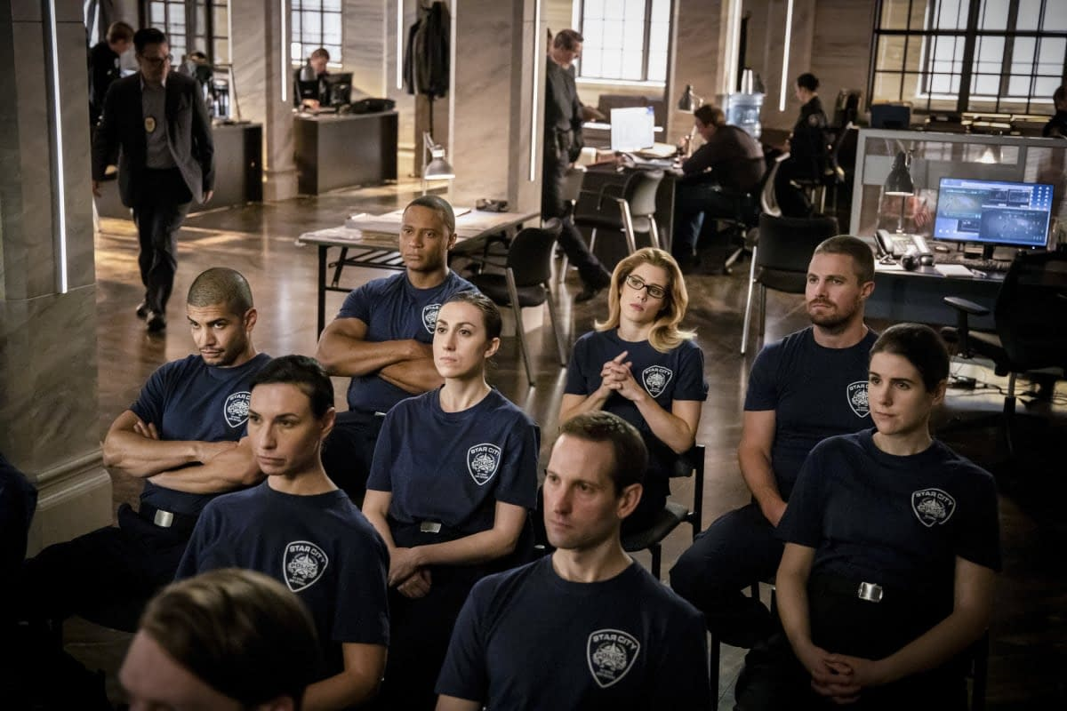 """'Arrow' Season 7, Episode 15 """"Training Day"""": Ollie Can't Have It Both Ways, Needs Time Out [SPOILER REVIEW]"""