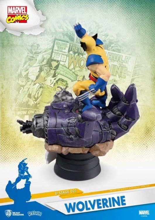 Beast Kingdom Previews Exclusive Wolverine 2