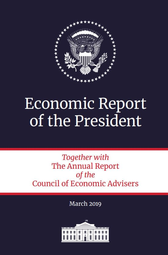 The Economic Report of the President is the Greatest Pop Culture Crossover of All Time