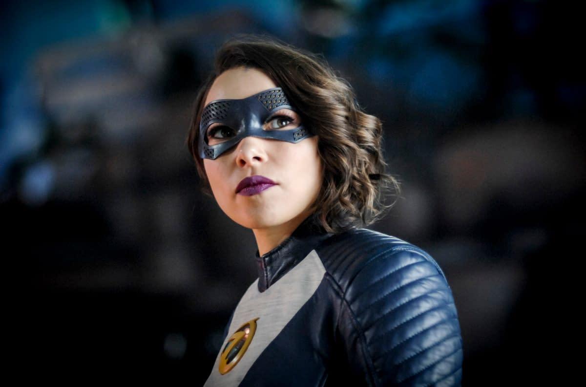Jessica Parker Kennedy On Supergirl