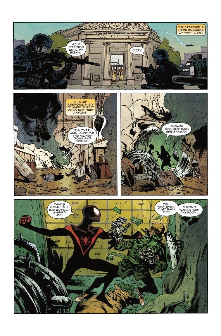 Someone in Shuri #6 Hasn't Seen Into the Spider-Verse