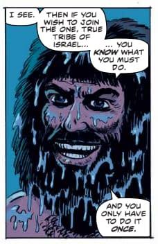 Jesusfreak – Image Comics Promises Ninja Jesus But Fails to Deliver