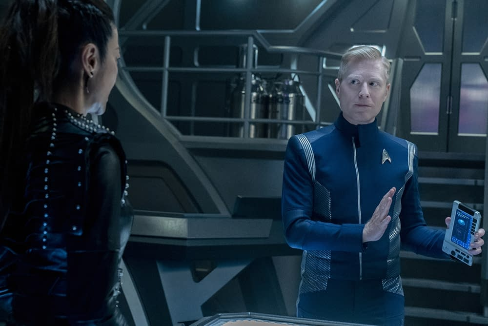 """'Star Trek: Discovery' Season 2, Episode 10 """"The Red Angel"""" Answers All Your Questions – With More Questions [SPOILER REVIEW]"""