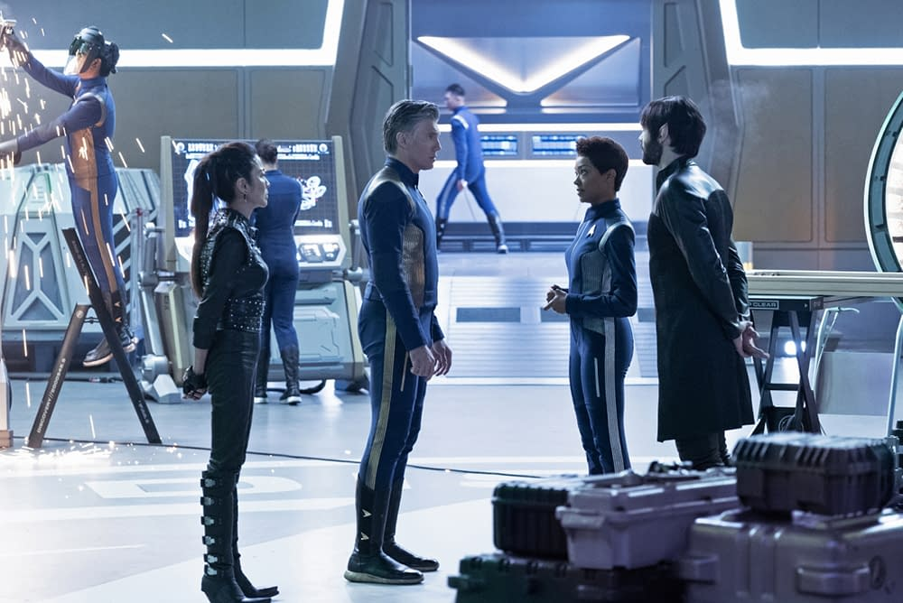 "'Star Trek: Discovery' Season 2, Episode 10 – Is This A ""Red Angel"" I See Before Me? [PREVIEW]"