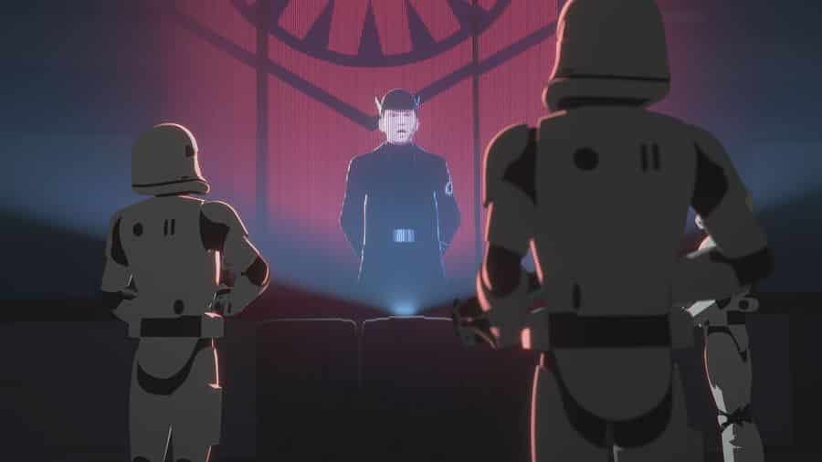 "'Star Wars Resistance' Season 1, Episode 21 ""No Escape: Part One"": Awww, Hux! [SPOILER REVIEW]"