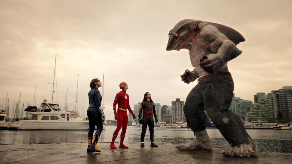 """'The Flash' Season 5, Episode 15 """"King Shark vs. Gorilla Grodd"""": A Much Needed Slice of """"Cheese"""" [SPOILER REVIEW]"""