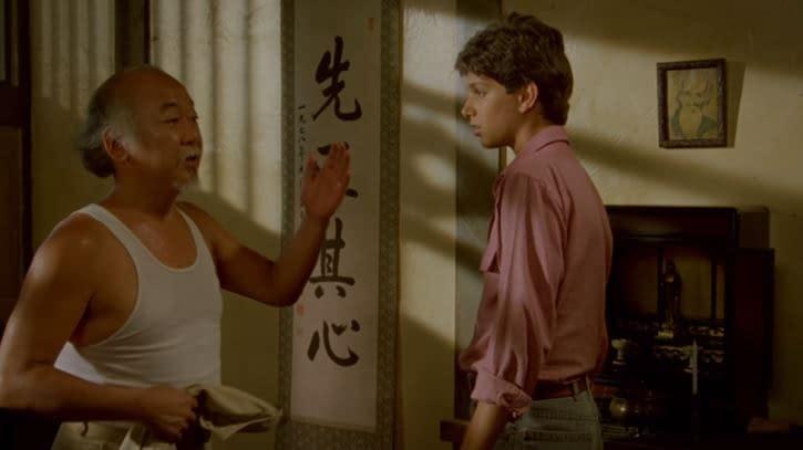 'Cobra Kai' Season 2: Daniel Flashes Back to an Old Friend [PREVIEW]